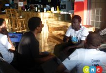 Some of the participants at the DataHack4FI 2017 that was held at the Innovation Village in Kampala, Uganda.