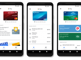 Google Pay replaces Android Pay and Google Wallet as new payments platform.