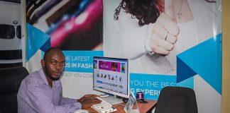 Isaac Byamugisha; CEO at Befree Store.