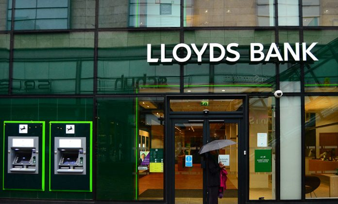 Lloyds Banking Group Plc. said on Sunday it would ban its credit card customers from buying Bitcoin and other cryptocurrencies. (Photo Courtesy:BankInfoSecurity)