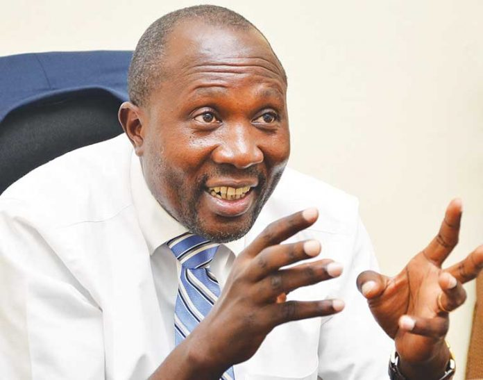 Hon. Nandala Mafabi. (Photo Courtesy: The Observer)