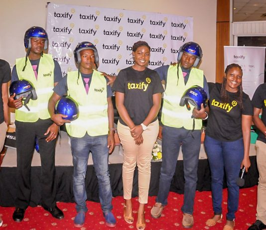 TaxifyBoda Launches to Compete With SafeBoda & Rumored UberBoda. (Photo Courtesy: Taxify)