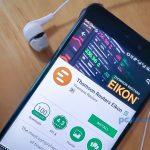 Thomson Reuters Eikon mobile android application.
