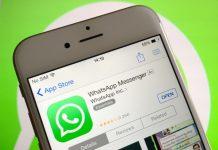 WhatsApp for iOS. (Photo Credit: cultofmac)