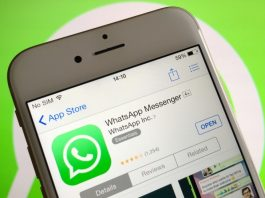 WhatsApp for iOS. (Photo Credit: cultofmac)