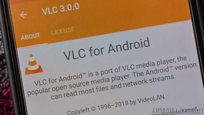 VLC v3.0 launched, and is available to all platforms; desktop, TV's and mobile applications. (Photo Courtesy: Android Authority)