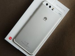 Huawei P10. (Photo Credit: AndroidPIT)