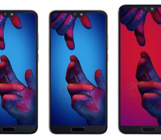 Huawei P20, P20 Pro screen displays. (Image Credit: Roland Quandt via twitter)