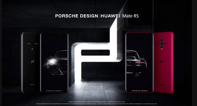 The Huawei Porsche Design Mate RS comes with 512GB internal storage.