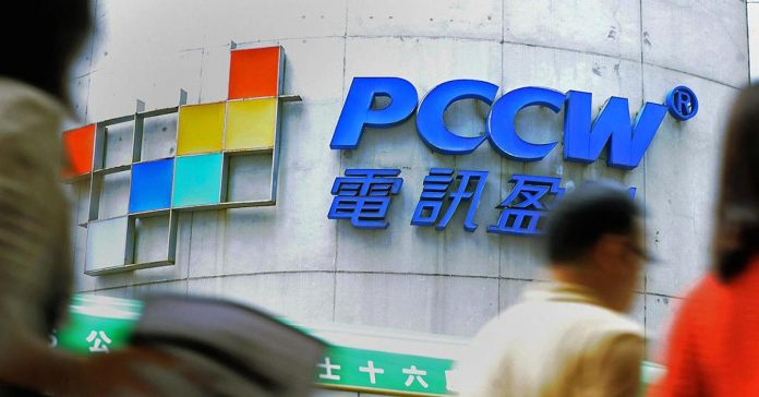 PCCW Global. (Photo Credit: CNBC)