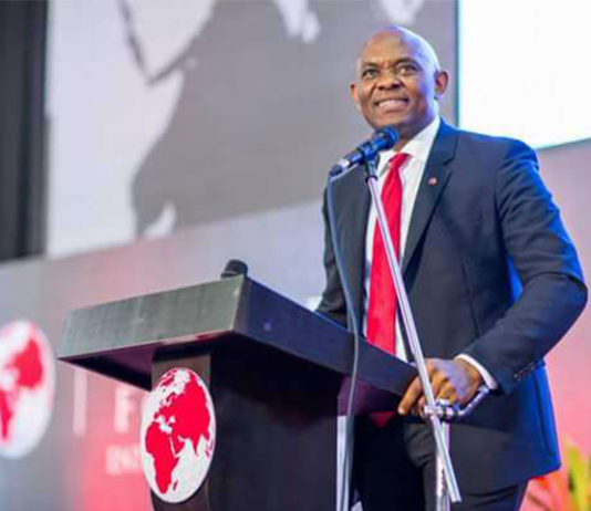TEF Founder, Tony O. Elumelu. (Photo Credit)