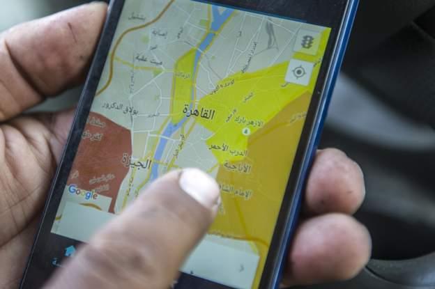 Uber Egypt. (Photo Courtesy: Getty Images)