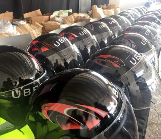 UberBoda finally launches in Kampala. (Photo Credit: Twitter - @MisterBoldwood)