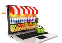 eCommerce Store. (Image Credit: SmallBizTechnology)