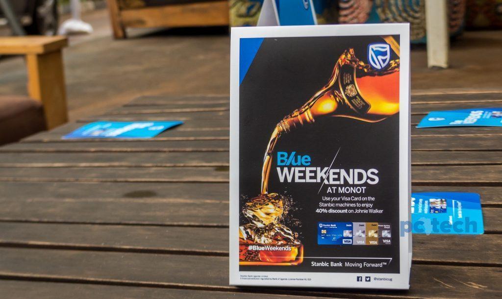 Blue Weekends.
