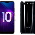 Honor 10 in Black color variant. (Photo Credit: Gadgets 360)