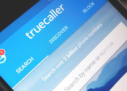 Truecaller app. (Photo Credit: Venture Beat)