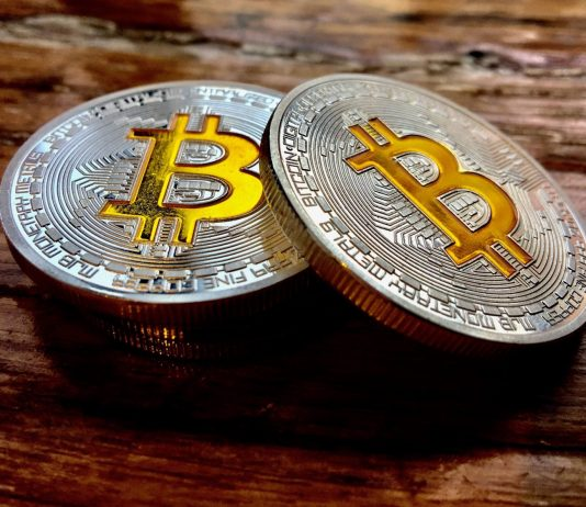 Bitcoin is a digital currency developed in 2008 by someone who used the pseudonym 'Satoshi Nakamoto' and bitcoin can be purchased using your own money or credit cards. (Photo Credit: Synerio Blog)