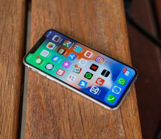 iPhone X. (Photo Credit: Trusted Reviews)