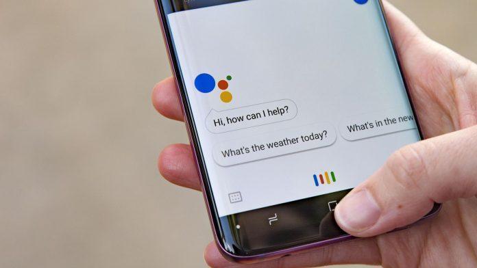 Google Assistant. (Photo Courtesy: CNET)