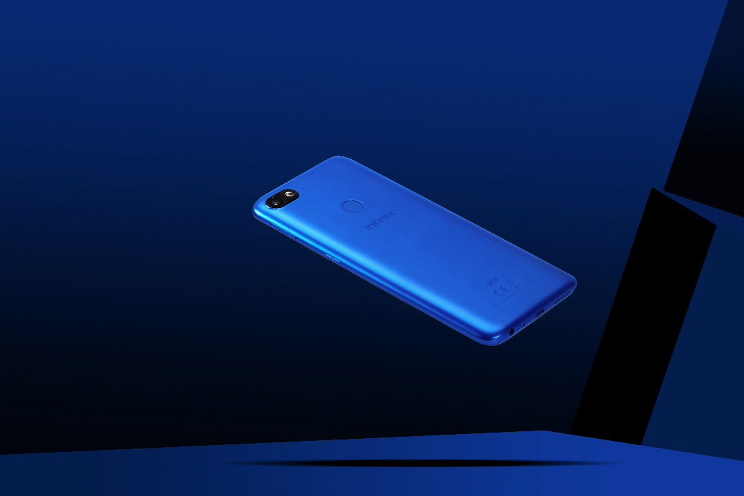 The Infinix Hot 6 With Dual Dirac 3d Stereo Surrounding