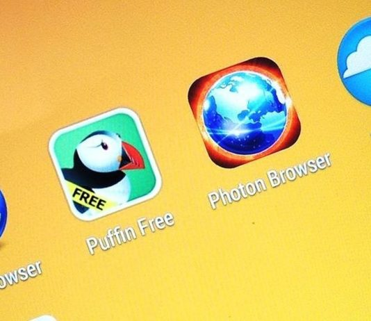 Photon Browser. (Image Credit: Gadget Hacks)