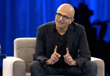 Microsoft CEO Satya Nadella. (Photo Courtesy: Business Insider)