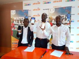 Africell Uganda partners with Star Times to bring the 2018 FIFA World Cup games to their phones by live streaming via the Star Times mobile application at affordable World Cup data packages from Africell Uganda.