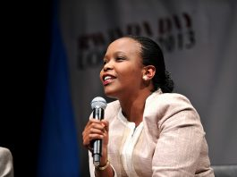 Ms Clare Akamanzi, CEO of Rwanda Development Board and the African Union (AU) High Level Panel on Emerging Technologies (APET). (Photo Credit: Harvard International Review)