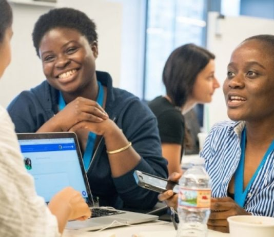 Google Launchpad Accelerator Program in Africa. (Photo Courtesy: Google)