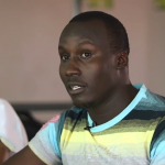 Solomon Kitumba, team lead at Swipe 2 Pay. (Photo Credit: YouTube Images)