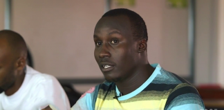 Solomon Kitumba, team lead at Swipe 2 Pay. (Photo Credit: YouTube Images)