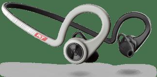 Wireless headphones. (Photo Credit: Plantronics)