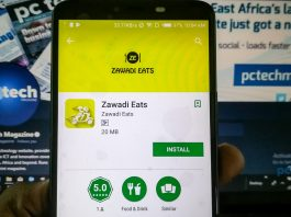 Zawadi Eats, a food delivery company to launch soon in Kampala. Expected to bring competition to Jumia, and Simba Foods.