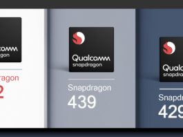 Qualcomm unveils three new Snapdragon processors; Snapdragon 429, Snapdragon 439, and Snapdragon 632 SoC at the on-going 2018 Mobile World Congress in Shanghai designed for entry-level smartphones and tablets. (Image Courtesy)