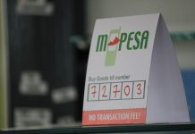 Safeboda integrates M-Pesa in its applications, as a new method of buying credit to hail a safeboda ride. (Photo Courtesy)