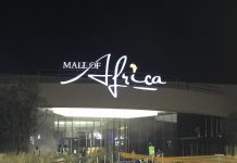 Mall of Africa. (Photo Courtesy: Sign Facets)