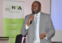 Hon. Vincent Bagiire, Permanent Secretary, Ministry of ICT & National Guidance in Uganda.