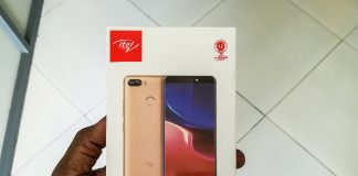 The itel P32 comes 4,000mAh battery and a dual rear camera setting as the key selling points. Priced between UGX330,000 to UGX350,000.