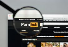 Pornhub is one of the pornographic websites that have been blocked by telcos and ISP in Uganda. (Photo Courtesy)