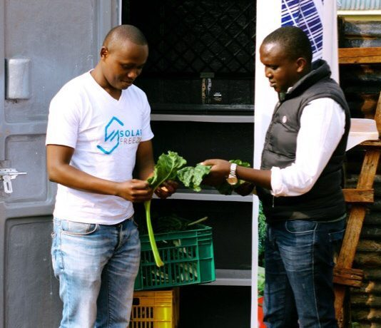 Solar Freeze is among the winners of the 2018 MITInclusive Innovation Challenge (IIC) Regional Winners for Africa. (Photo Courtesy)