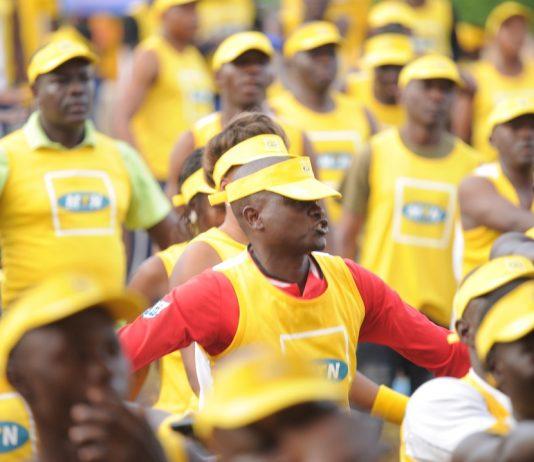 MTN Marathon regional race in Mbale.