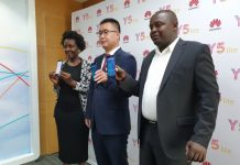 Huawei on Monday 10th, December 2018 launched the Huawei Y5 Lite in Kenya. (Photo Credit: techweez)