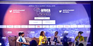 Panel session at the recent ended Africa Tech Summit Kigali, 2018. (Photo Credit: Photogenix Studio)