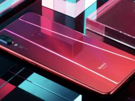 Redmi Note 7 launched on Thursday 10th, Jan. 2019 at an unveiling event in China. (Photo Courtesy)