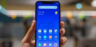 A consumer displaying off the Xiaomi Redmi Note 5. (Photo Credit: BGR India)