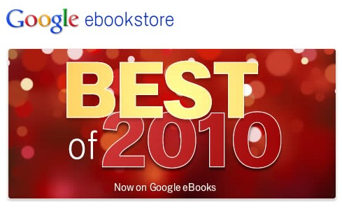 Google says its eBookstore is the largest on the internet
