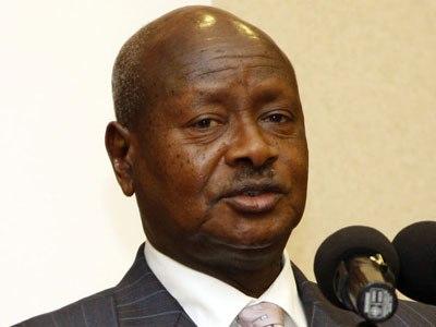 H.E. Yoweri Museveni