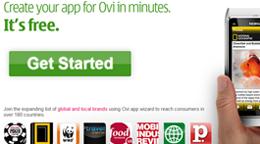 Ovi App Wizard