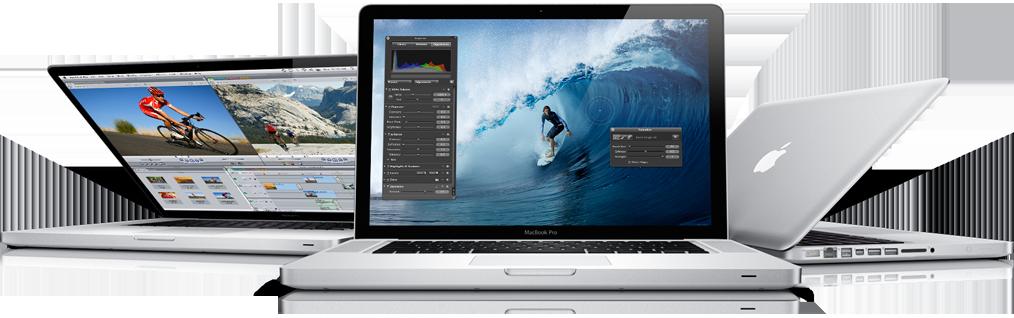 New Apple Macbook Pros